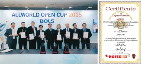 All World Open Cup 2015