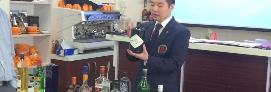 International Professional Bartender Course